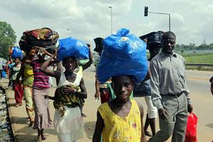 Quatre millions d'habitants pendant quatre mois : avons-nous été réactifs à la situation sociale et sanitaire à Abidjan?