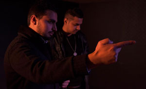 Le groupe syrien, The refugees of Rap