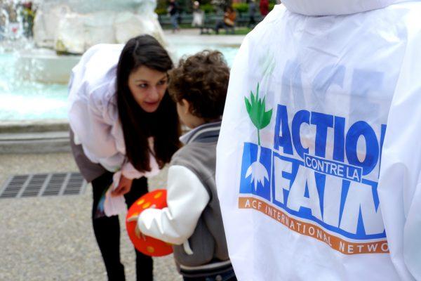 Les bénévoles en action