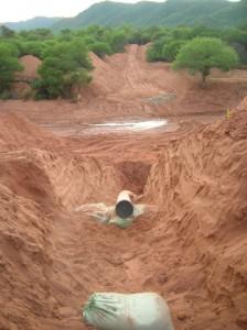 bolivie,deboisement et ouverture de  brèche