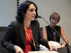 Clara Egger, lauréate du Prix de la Recherche du Fonds Croix-Rouge