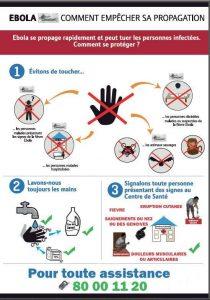Ebola : la Relation d'Aide à Distance, pour répondre à l'anxiété de la population