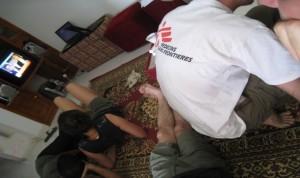 Médecins Sans Frontières, acteur des résolutions de conflits?