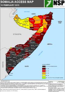 Conséquences de la mission intégrée des Nations unies en Somalie sur l'action humanitaire