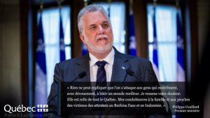 Canada : la sécurité des humanitaires en exergue