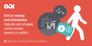 Understanding the drivers and trends of migration to Europe