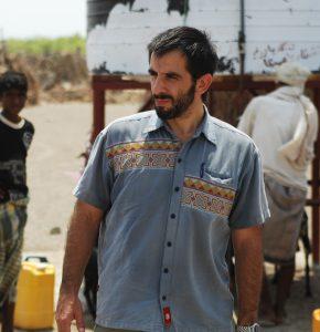 Sylvain, suivi par Résonances Humanitaires en province